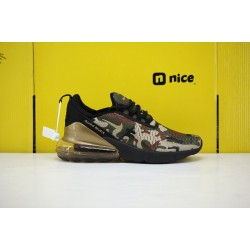 Nike Air Max 270 Doernbecher Aiden Barber Mens Sneakers Army Green BV7112-001