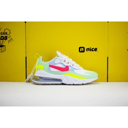 Nike Air Max 270 React Womens Sneakers White Green Red DB5927 161