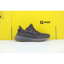 """Adidas Yeezy Boost 350 V2 """"Cinder"""" Black Running Shoes Unisex Sneakers FY2903"""