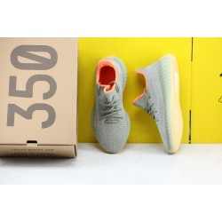 """Adidas Yeezy Boost 350 V2 """"Desert Sage"""" Running Shoes Unisex Sneakers FX9035"""