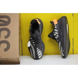 "Adidas Yeezy Boost 350 V3 ""No Reflective"" Black/White Running Shoes FC9213 Mens Sneakers"