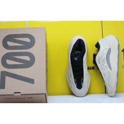 """Adidas Yeezy Boost 700 V3 """"Azael"""" Beige/Gray Running Shoes FW4980 Unisex Sneakers"""