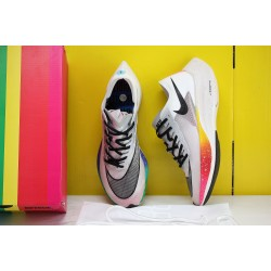 Nike ZoomX Vaporfly Next% Running Shoes AO4568 101 Unisex Sneakers
