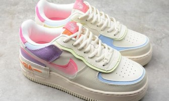 Nike Air Force 1 Shadow Is Now Available CU3012-164