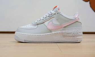 """Where To Buy Nike Air Force 1 Shadow """"Pink Foam""""?"""