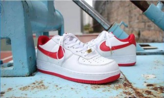 Classic shoes Nike Air Force 1 shoe king out of the box evaluation